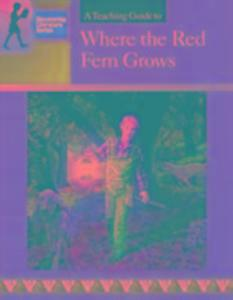 A Teaching Guide to Where the Red Fern Grows als Taschenbuch