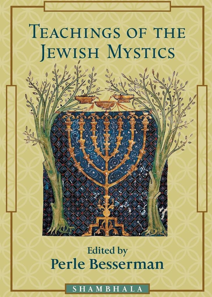 Teachings of the Jewish Mystics als Taschenbuch