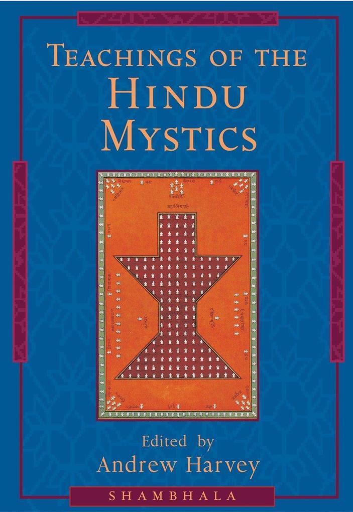Teachings of the Hindu Mystics als Taschenbuch