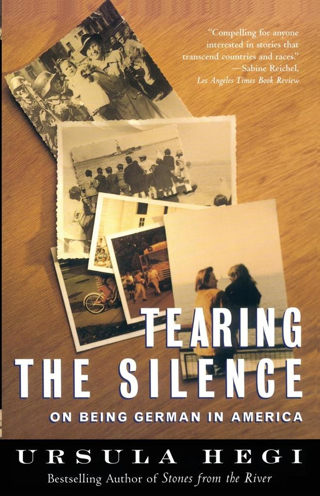 Tearing the Silence als Buch