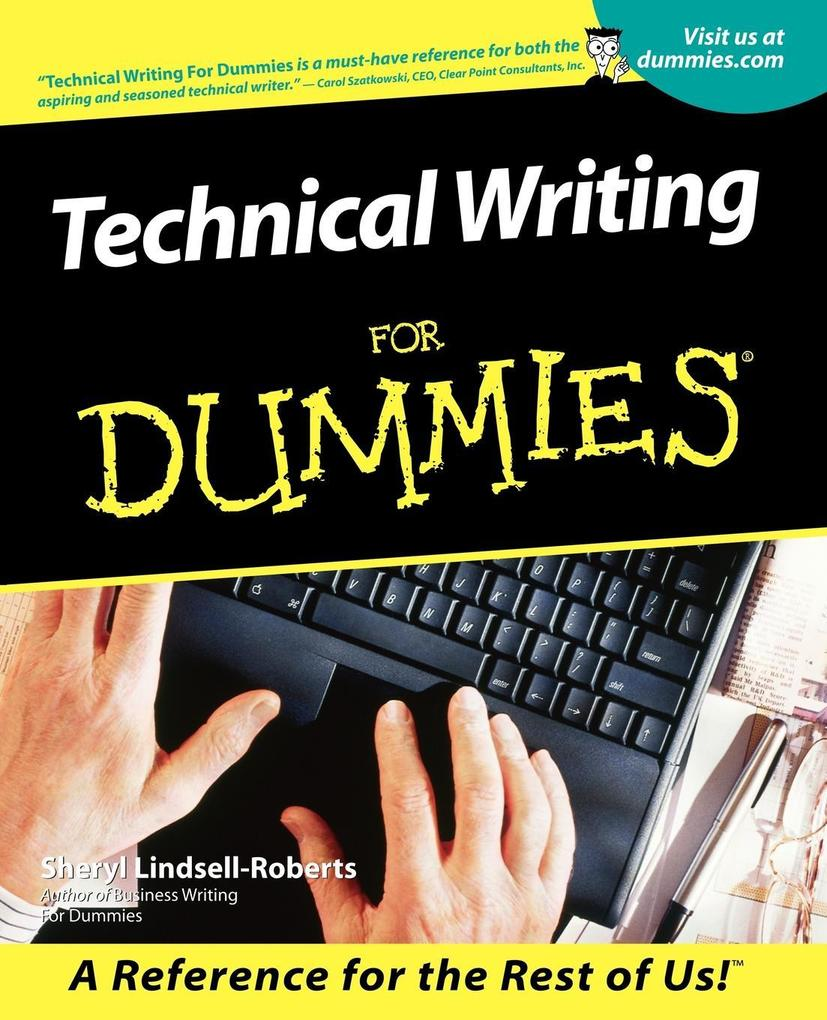 Technical Writing For Dummies als Taschenbuch