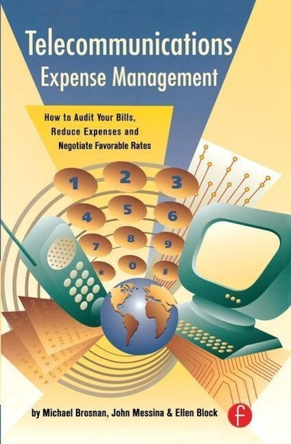 Telecommunications Expense Management als Taschenbuch
