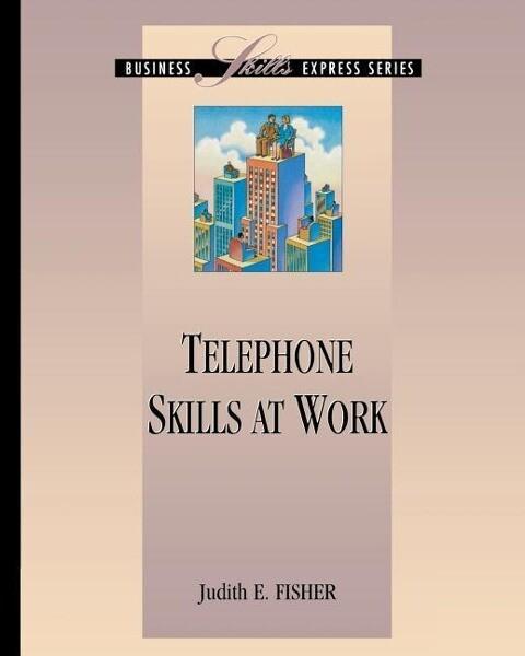 Telephone Skills at Work als Taschenbuch