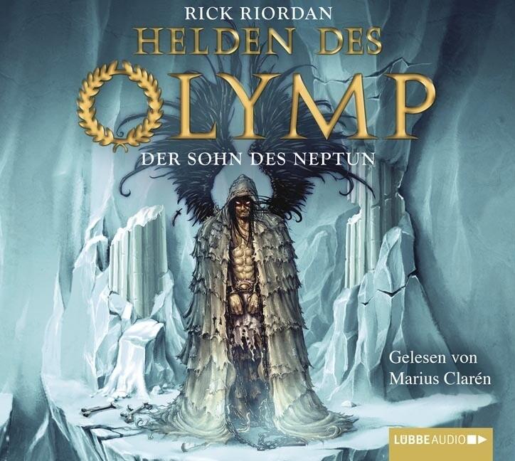 Helden des Olymp 02. Der Sohn des Neptun als Hörbuch