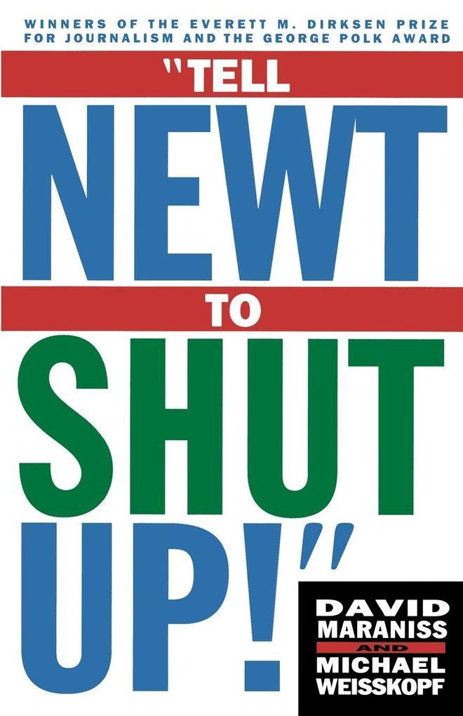Tell Newt to Shut Up! als Taschenbuch