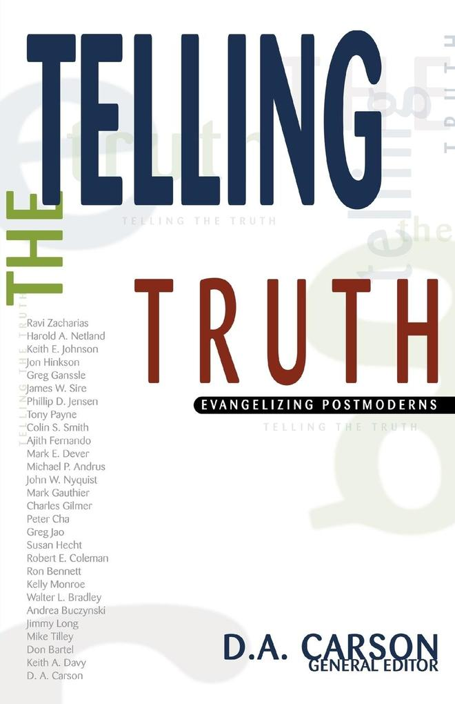 Telling the Truth als Taschenbuch