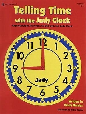 Telling Time with the Judy Clock, Grades K - 3 als Taschenbuch