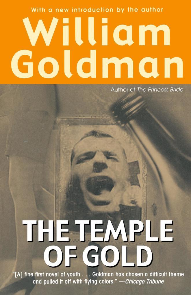The Temple of Gold als Taschenbuch