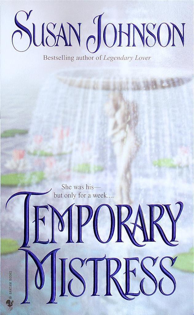 Temporary Mistress als Taschenbuch