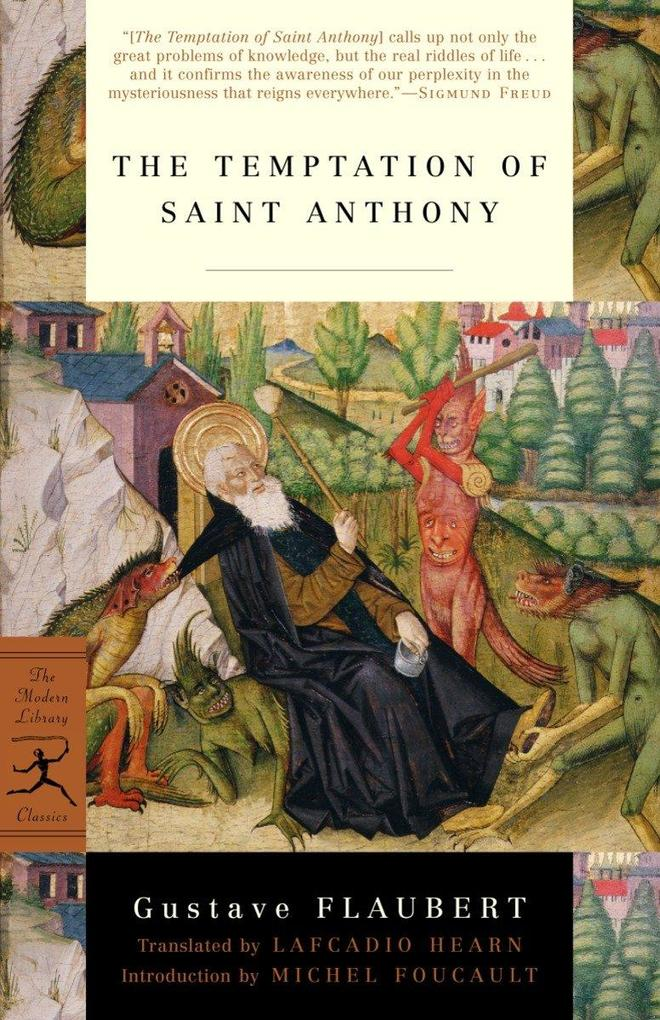 The Temptation of Saint Anthony als Taschenbuch
