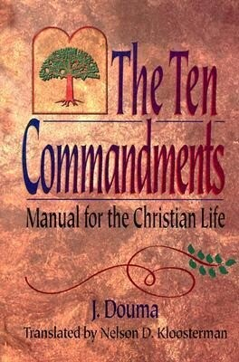The Ten Commandments als Buch