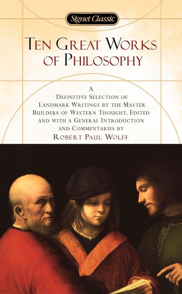 Ten Great Works of Philosophy als Taschenbuch