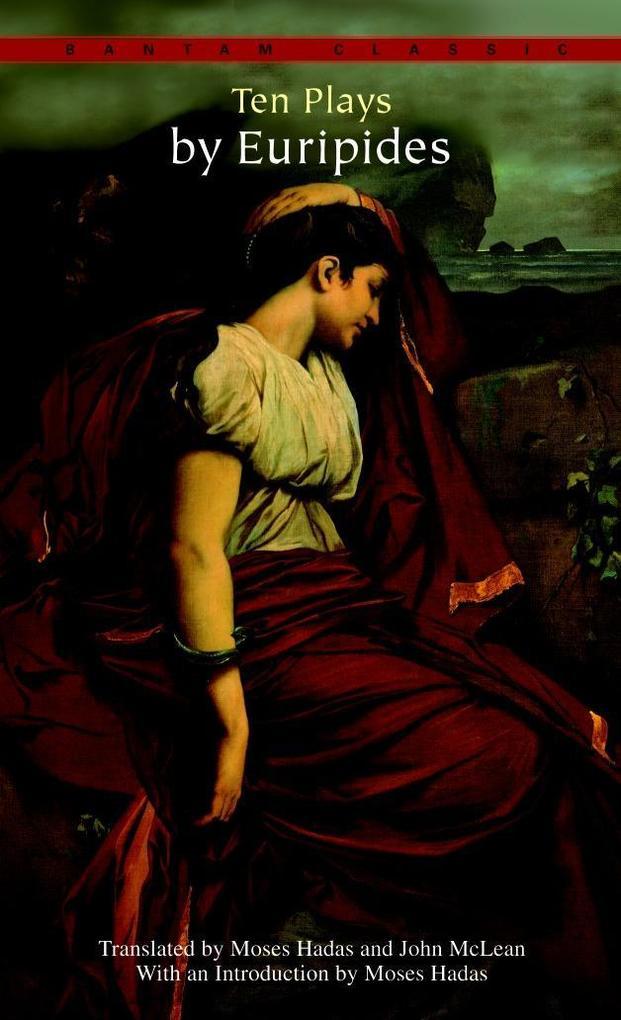 Ten Plays by Euripides als Taschenbuch