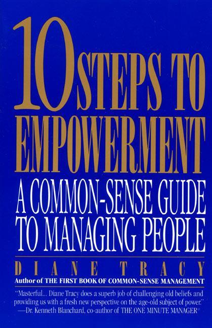 Ten Steps to Empower als Taschenbuch