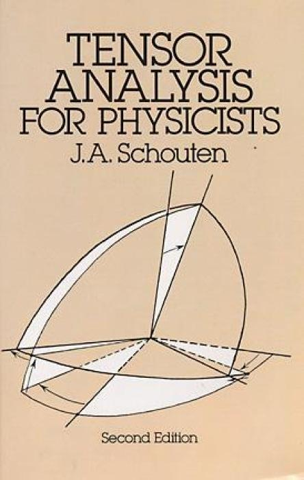 Tensor Analysis for Physicists, Seco als Taschenbuch