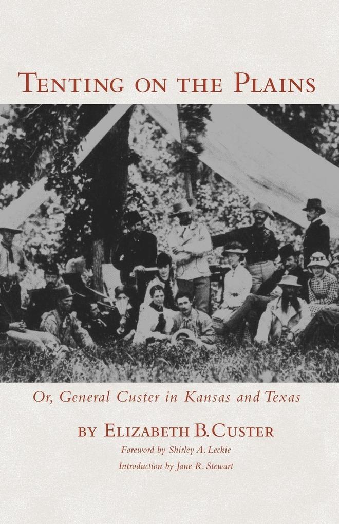 Tenting on the Plains als Taschenbuch