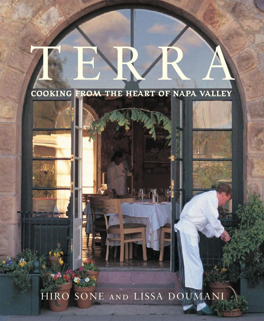 Terra: Cooking from the Heart of Napa Valley als Buch