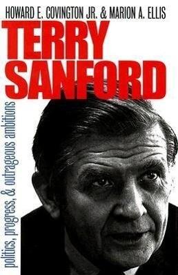 Terry Sanford als Buch