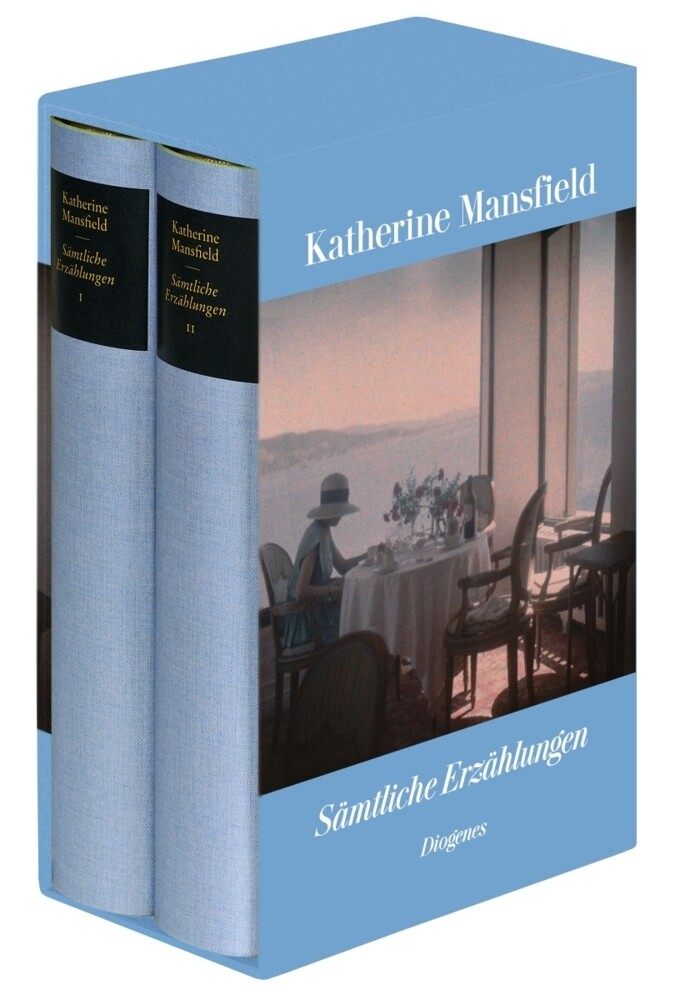 Sämtliche Erzählungen in zwei Bänden als Buch von Katherine Mansfield