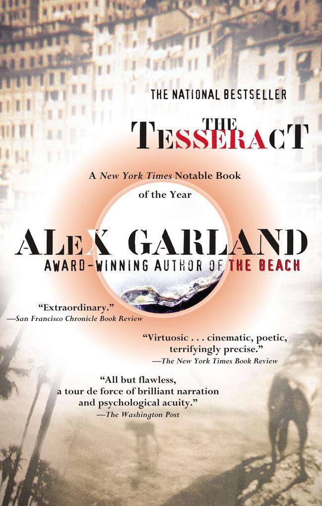 The Tesseract als Taschenbuch