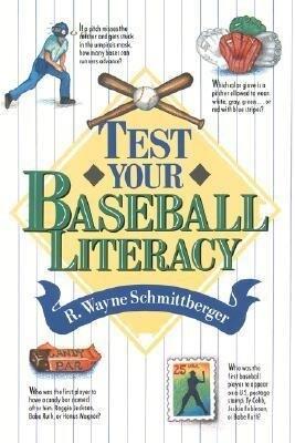 Test Your Baseball Literacy als Taschenbuch