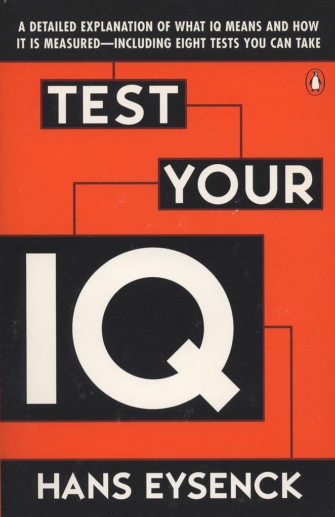 Test Your IQ als Taschenbuch