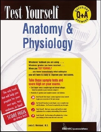 Test Yourself: Anatomy & Physiology als Buch
