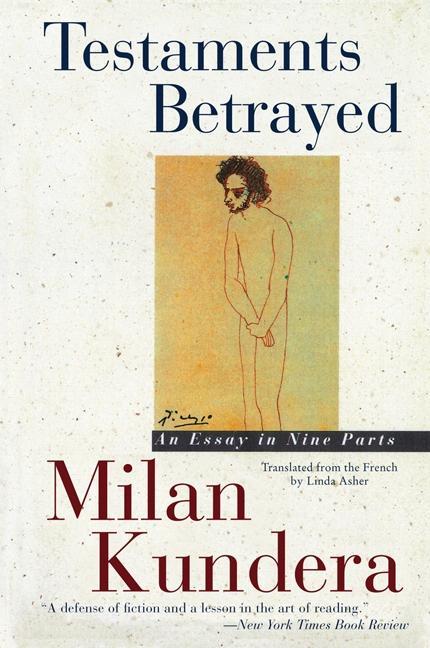 Testaments Betrayed: Essay in Nine Parts, an als Taschenbuch