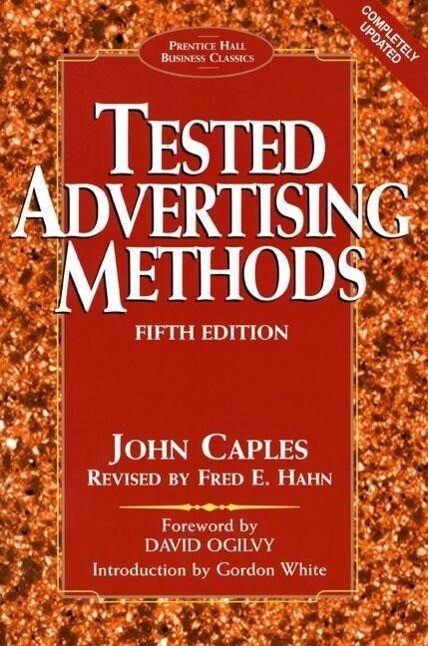 Tested Advertising Methods als Taschenbuch