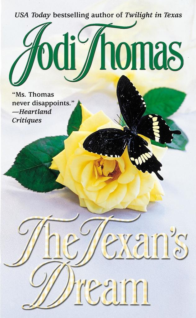 The Texan's Dream als Taschenbuch