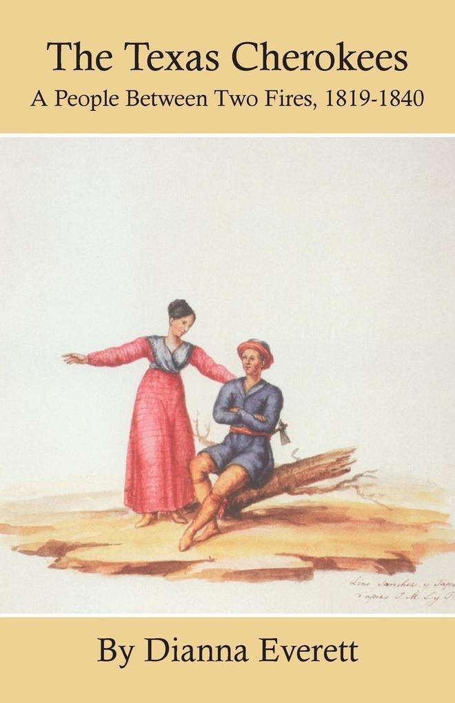 The Texas Cherokees als Taschenbuch