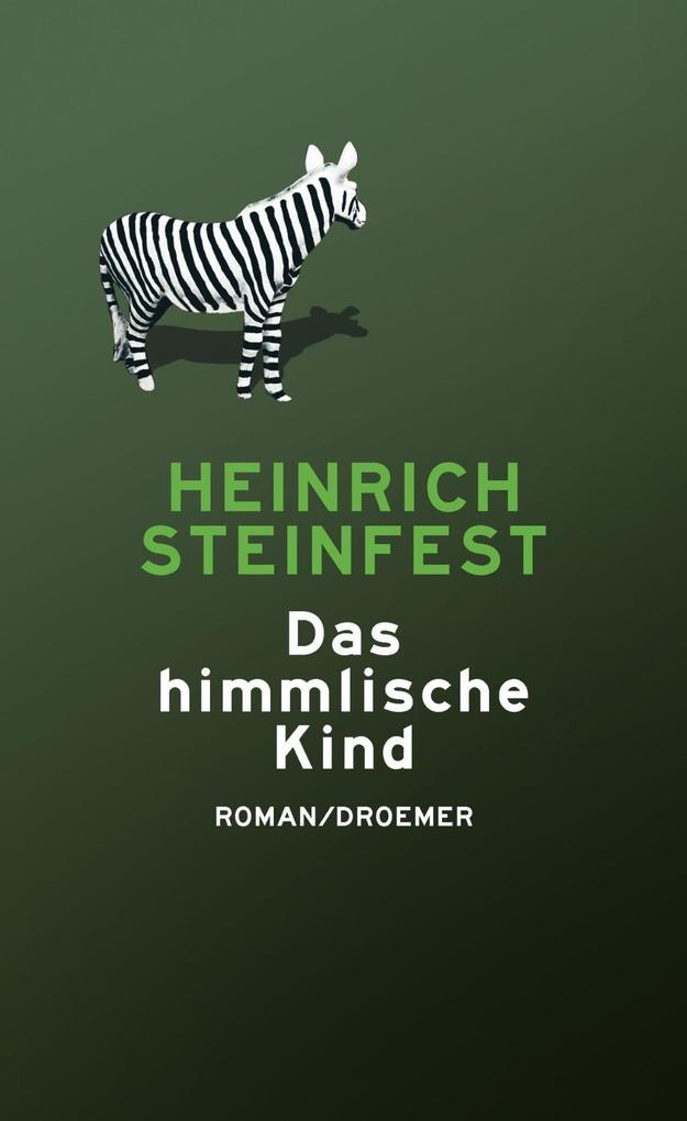 Das himmlische Kind als Buch von Heinrich Steinfest