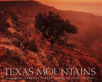 Texas Mountains als Buch