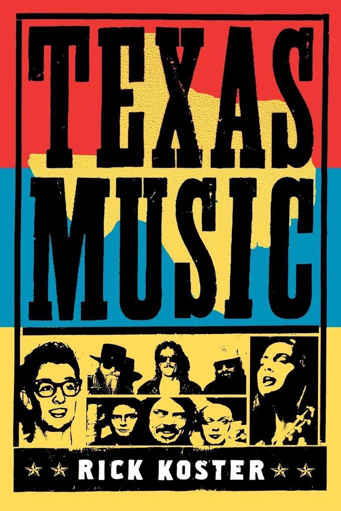 Texas Music als Taschenbuch