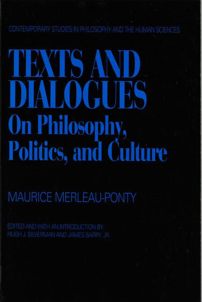 Text and Dialogues als Taschenbuch