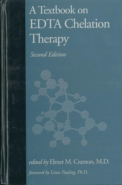 A Textbook on EDTA Chelation Therapy als Buch