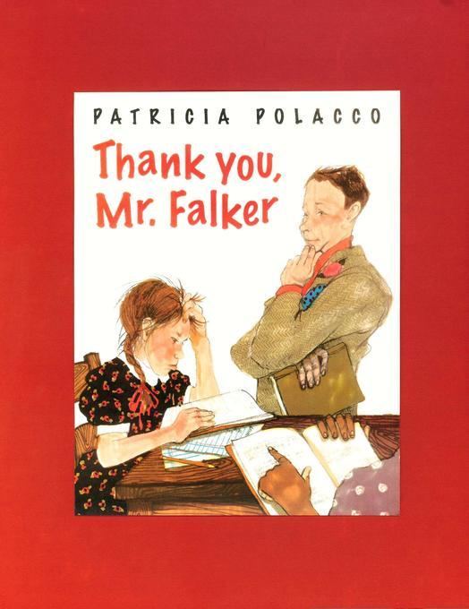 Thank You, Mr. Falker als Buch