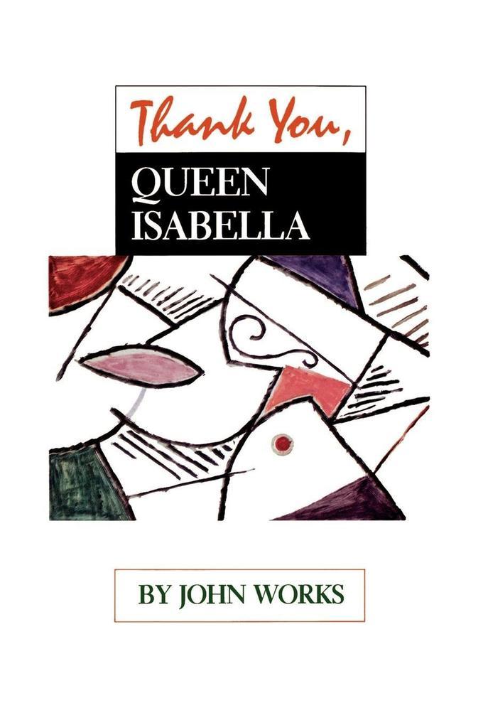 Thank You, Queen Isabella als Taschenbuch