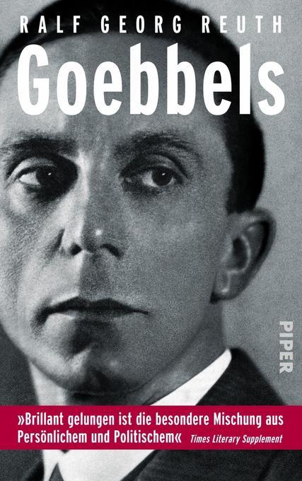 Goebbels als Buch
