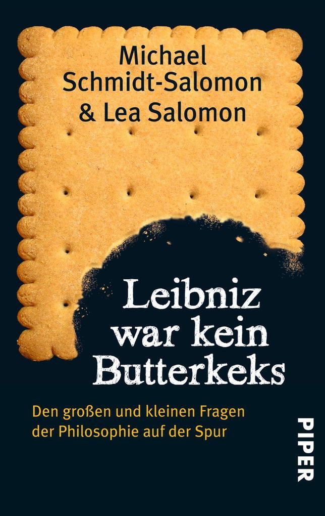 Leibniz war kein Butterkeks als Taschenbuch