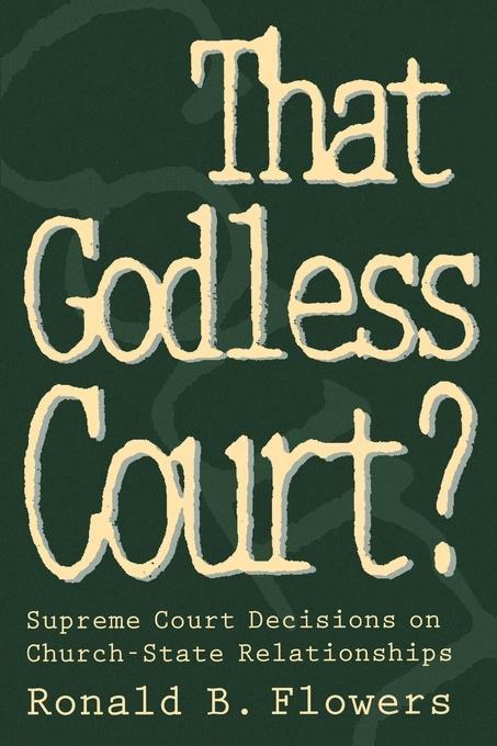 That Godless Court? als Taschenbuch