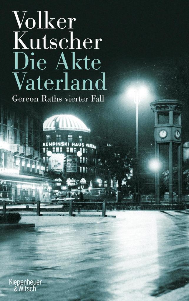 Die Akte Vaterland als Buch