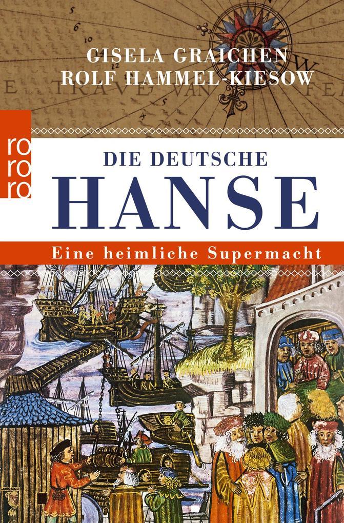 Die Deutsche Hanse als Taschenbuch
