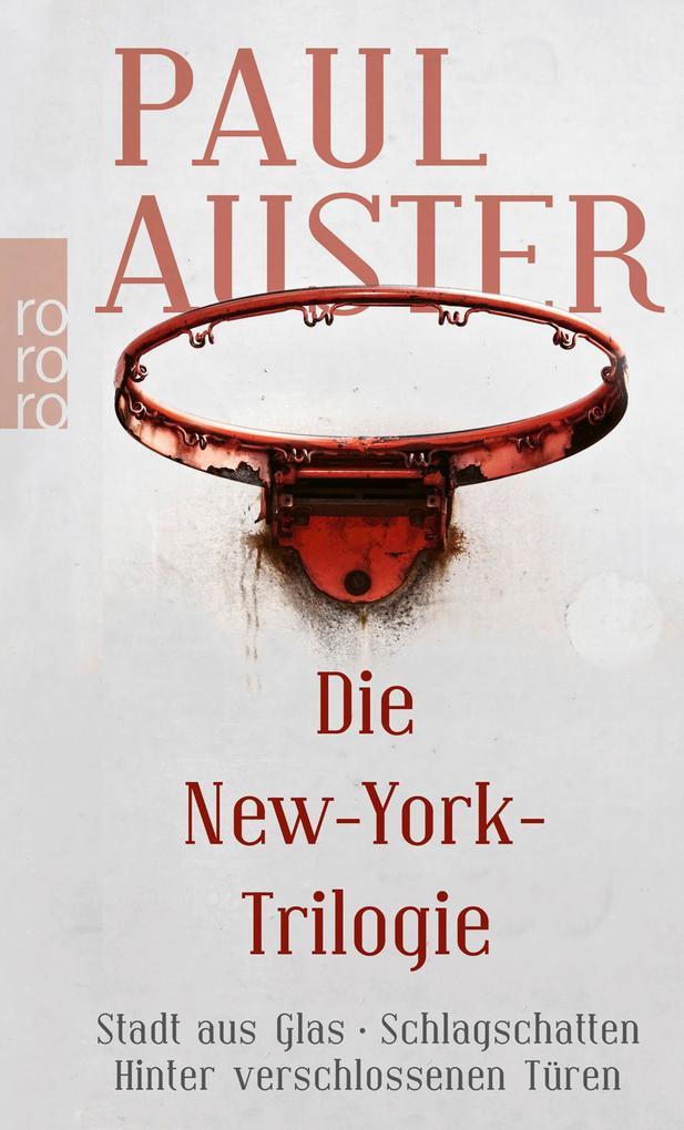 Die New-York-Trilogie als eBook