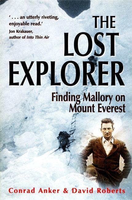The Lost Explorer als Taschenbuch
