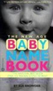 The New Age Baby Name Book als Taschenbuch