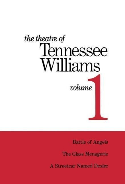 The Theatre of Tennessee Williams Volume 1 als Buch