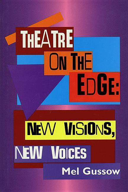 Theatre on the Edge: New Visions, New Voices: Cloth Book als Buch