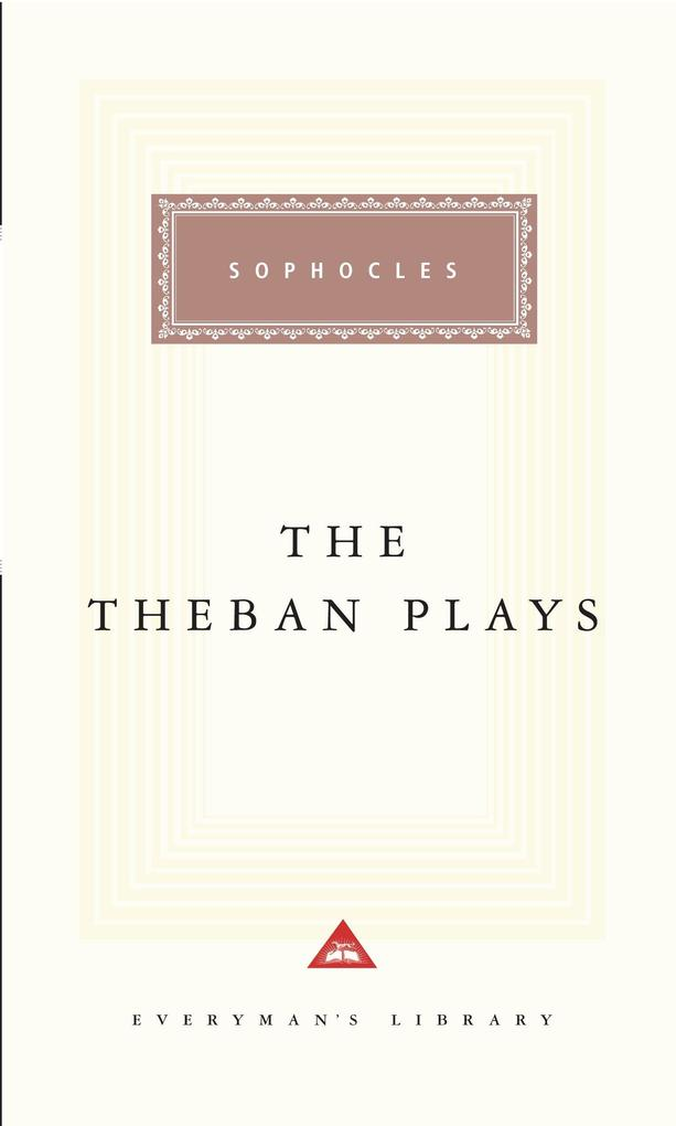 The Theban Plays als Buch