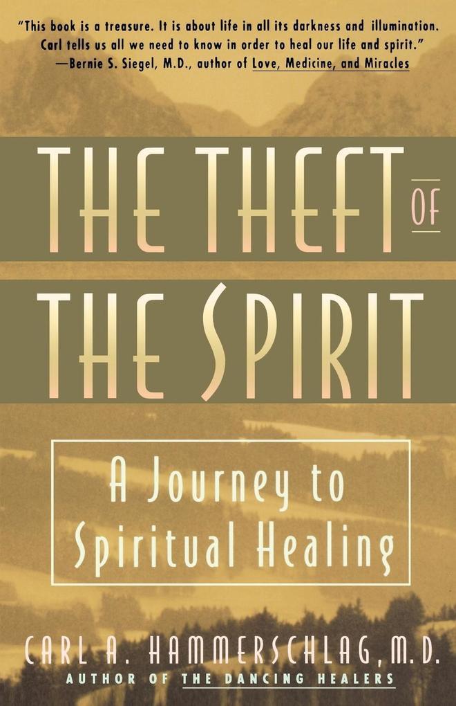 Theft of the Spirit als Taschenbuch